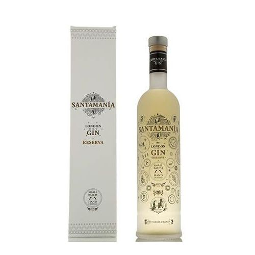 Santamania London Dry Gin Reserva