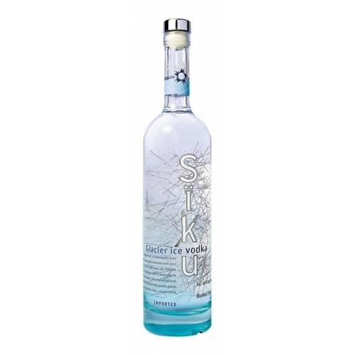 Siku Glacier Ice Vodka
