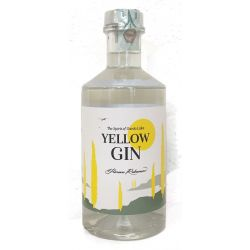 Yellow Gin - The spirit of Garda Lake
